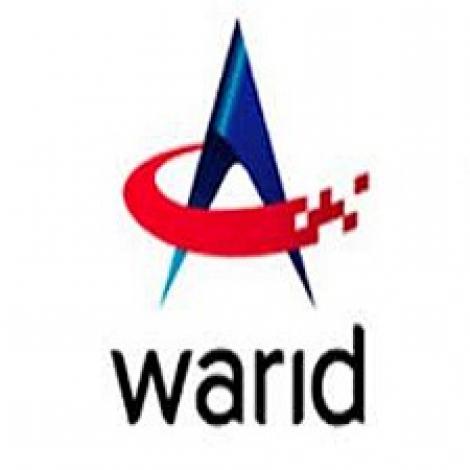 Warid Telecom Bangladesh.